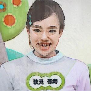 体操のお姉さん秋元杏月は井上真央やスティッチに似てる?!画像で検証!