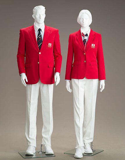【オリンピック日本代表ユニフォーム歴代】ダサい?開会式の衣装を振り返る