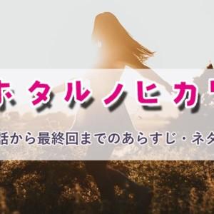 『ホタルノヒカリ(ドラマ)』ネタバレ!1話から最終回までのあらすじ・感想