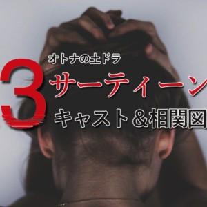 『13(サーティーン)』ドラマのキャスト・相関図・ネタバレ!
