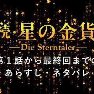 『続・星の金貨(完結編)』最終回ネタバレ!第1話からのあらすじと結末