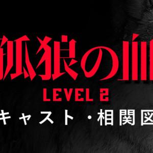 『孤狼の血level2』相関図・キャスト&あらすじ見どころ