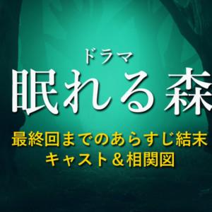 『眠れぬ森』最終回の結末ネタバレ&第1話~あらすじ真犯人は?